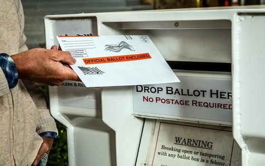 County elections officials across Utah must wait to begin counting mail-in ballots until Election Day, but the final vote tally may not be available for a week or two. (Alcorn Imagery/Adobe Stock)