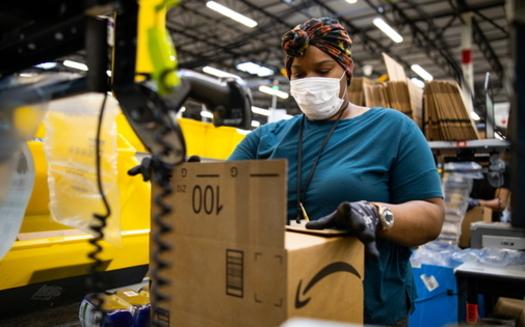 A class-action lawsuit claims Amazon