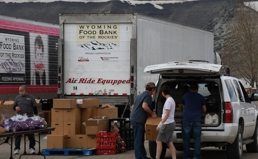 One in six Wyoming residents currently does not know where his or her next meal will come from. (Wyoming Food Bank of the Rockies)