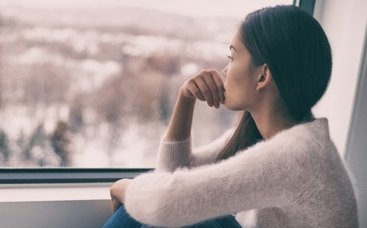 """More than 20% of Arizonans have reported feeling """"depressed or hopeless"""" as a result of the COVID-19 pandemic. (Maridav/Adobe Stock)"""
