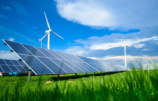 Countries are projected to collectively invest an estimated $1.1 trillion per year over the next five years into low-carbon energy strategies.(Adobe Stock)