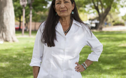 More than 130 tribal leaders in New Mexico wrote letters to President-elect Joe Biden supporting the selection of U.S. Rep. Deb Haaland, D-New Mexico, to lead the Department of the Interior. (npr.org)