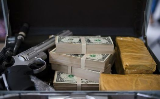 Lots of drug-forfeiture money in Ohio is held outside of public purview. (Adobe Stock)
