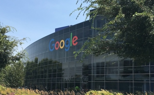 More than 600 Google employees have joined the newly formed Alphabet Workers Union, a rare occurrence in the tech industry. (Wikimedia Commons)