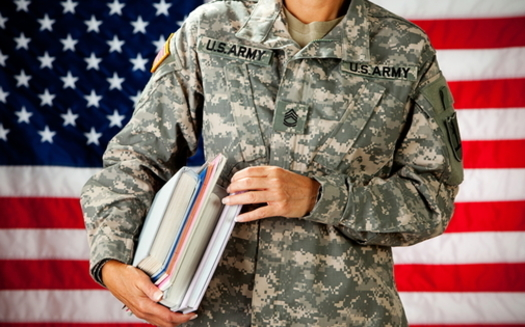 New federal legislation will increase investigations of unscrupulous colleges that may take advantage of GI Bill beneficiaries. (Adobe Stock)