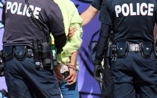 Maryland is one of only nine states without laws limiting police officers' use of force, an issue addressed in a new General Assembly bill. (Adobe Stock)