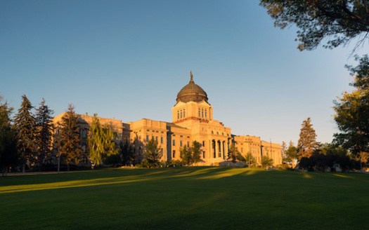A bill in the Montana Legislature would prohibit union dues from being deducted from workers' paychecks. (Christopher Boswell/Adobe Stock)