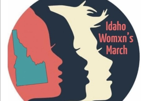 The Women's March that began in 2017 aims to be more inclusive in Idaho this year. (Idaho Womxn's March)