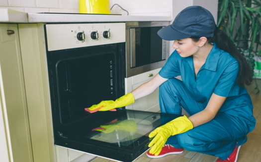 Nearly 75% of domestic workers did not receive any compensation when their jobs were canceled during the pandemic, according to research. (Adobe Stock)