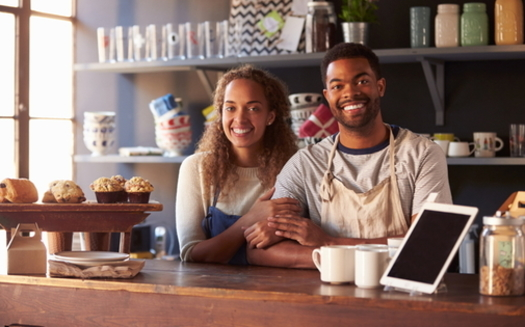 A Chicago tech company aims to close the wealth gap by supporting Black entrepreneurs. (Adobe stock)