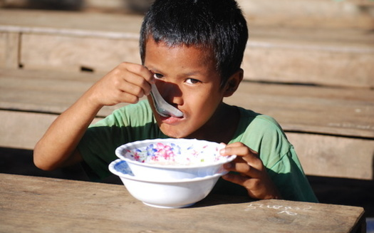 Food insecurity and child hunger both have skyrocketed during the COVID-19 pandemic across the United States. (Adobe Stock)