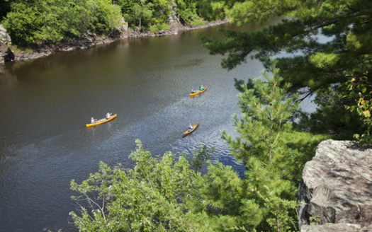 Supporters of Wisconsin's Knowles-Nelson Stewardship Program say it protects hundreds of river miles for hunting, fishing, wildlife watching and other types of recreation. (Adobe Stock)