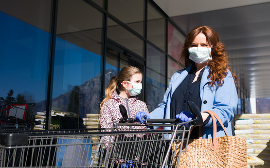 Families whose children normally get free meals at school can expect to see a 15% increase in Pandemic EBT benefits. (Dieter Hawlan/Adobe Stock)