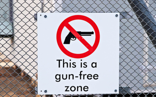 Nevada's gun death rate is 40% higher than the national average, and shootings are the leading cause of death for young people in the Silver State. (Matthew/Adobe Stock)