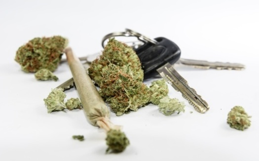Data show a slight uptick in marijuana-related traffic accidents in Ohio in 2020. (AdobeStock)