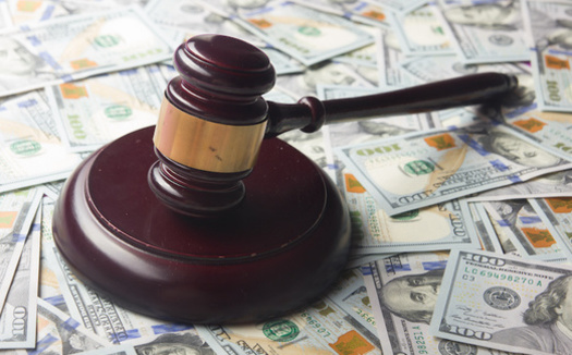 For people unable to pay, court fees and fines can prolong their involvement in Tennessee's criminal-justice system. (Adobe Stock)