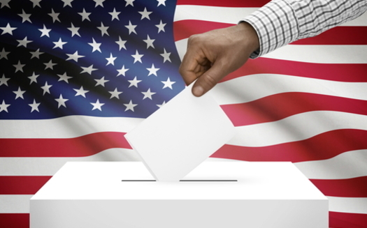 Many incarcerated Marylanders don't realize they have the right to vote if they're being held pre-trial or serving time for a misdemeanor. (Adobe Stock)