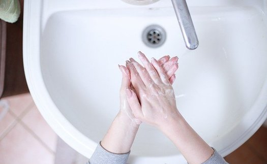 A recent Government Accountability Office report found more than 80% of nursing homes were cited for infection prevention failures, including washing hands in between patients, before the pandemic. (Pixabay)