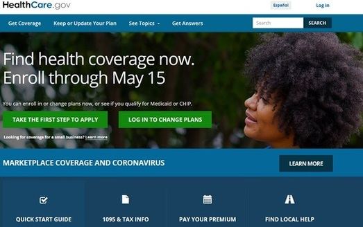 The Biden administration has reopened the Health Insurance Marketplace for people who lost health insurance during the pandemic to get coverage under the Affordable Care Act. (HHS)