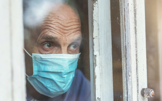Transferring a nursing-home resident to a new facility could lead to loss of contact with family and friends. (Bonsales/Adobe Stock)