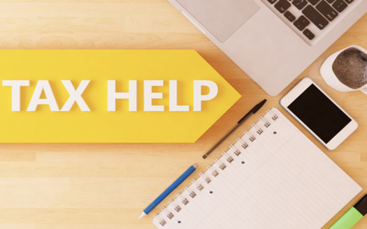 Legal Services of North Dakota says one reason it helps low-income households with free income-tax preparation is so they don't pay high fees for a firm to do the work, negating any tax refund they might receive. (Adobe Stock)