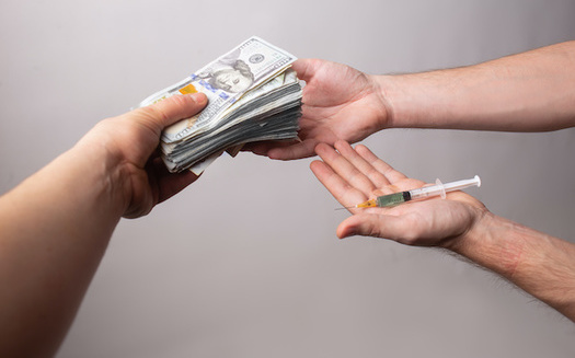 The Oregon Attorney General's office advises that people do not have to pay for COVID-19 vaccines. (rafalbloch/Adobe Stock)