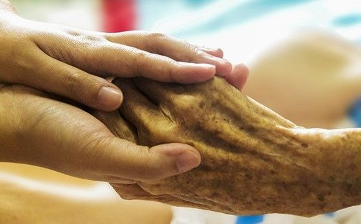Medical aid-in-dying is currently available to more than one in five Americans. It is authorized in nine states, including Colorado, and the District of Columbia. (Pixabay)