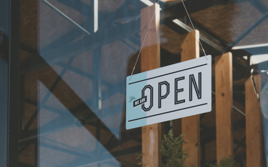 Close to half of small businesses in the United States have had to let employees go over the past year. (daniilvolkov/Adobe Stock)