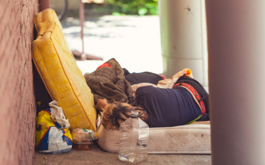 The most recent count of Connecticut's homeless population saw a 4% decrease between January 2019 and January 2020, but that was before the pandemic, and numbers have likely jumped since then. (Adobe Stock)