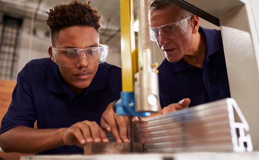 Local workforce development boards, like KentuckianaWorks in Louisville, run career centers that focus helping unemployed residents and young people start on new career paths. (Adobe Stock)<br />
