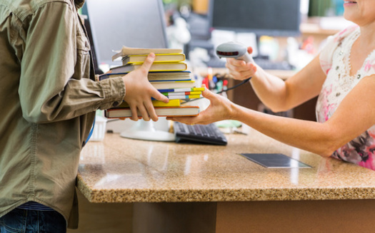 The Build America's Libraries Act, introduced in Congress last month, would upgrade state and tribal library infrastructure. (Tyler Olson/Adobe Stock)