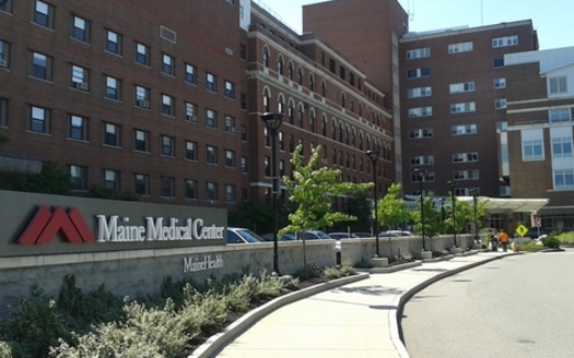 Roughly 1,500 former patients and family members of patients at Maine Medical Center have signed onto a letter in support of the Center's nurses' union bid. (Wikimedia Commons)
