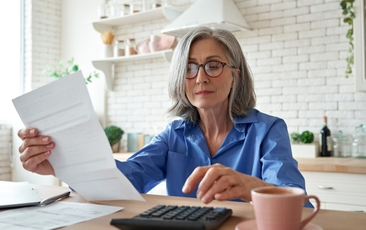 Financial experts say it's more important than ever for women to create a retirement plan and decide how to fund it, with or without the support of a spouse. (insta_prints/Adobe stock)<br /><br />