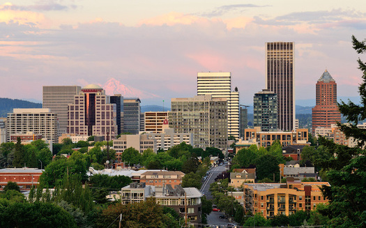 Portland and Multnomah County have transitioned about 300 people from congregate care to motels during the pandemic. (ftfoxfoto/Adobe Stock)
