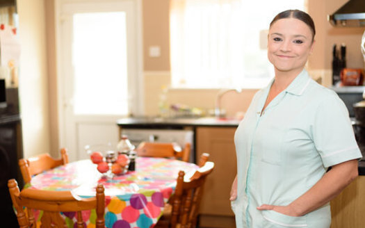 Some in North Dakota's health-care sector think the state should adopt a program connecting patients with care experts embedded in the community. (Adobe Stock)