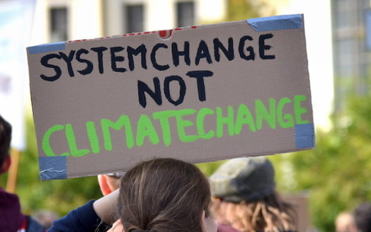 Young people in Boise have been holding rallies calling for action on climate change in recent years. (thauwald-pictures/Adobe Stock)