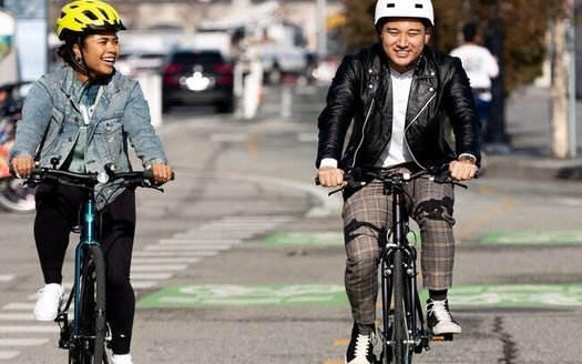 Many cycling groups aim to make biking more accessible to communities of color. (SF Bicycle Coalition)