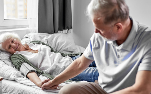 One in five Americans reported a family member became ill or even died during the pandemic without having an end-of-life plan in place. (Adobe Stock)