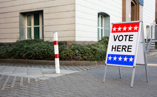 Roughly half of Maine millennials are independent or unenrolled voters. (Andre Popov/Adobe Stock)