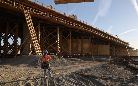 Construction is the third-largest industry in Nevada. (SW Regional Council of Carpenters)
