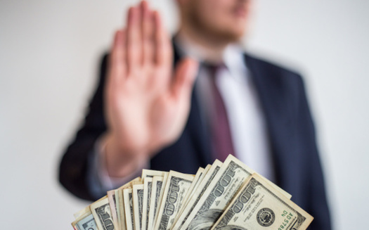 If lawmakers pass a ban on corporate contributions going directly to candidates or their committees, they join 22 other states plus federal elections for president and Congress with similar laws. (Adobe Stock)