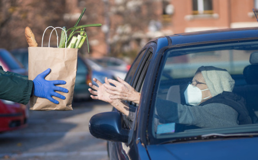 Around $5 million in funding for Community Action helped agencies with a variety of support systems in the past year, including keeping food pantries open during the pandemic. (aerogondo/Adobe Stock)
