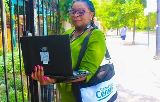 Thousands of Census Bureau workers fanned out across Arizona and other states in 2020 to count the population, but there are concerns some Arizona communities may have been undercounted. (Census Bureau)