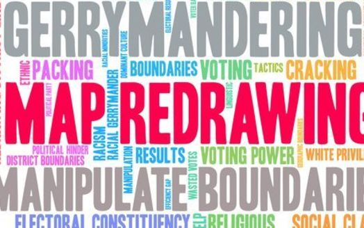 Every ten years, each state is required to redraw its legislative boundaries based on updated data from the U.S. Census Bureau. (Adobe Stock)