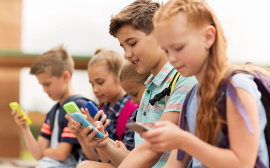 Studies have shown that children's media use of more than two hours a day can lead to increases in obesity. (Adobe Stock)<br />