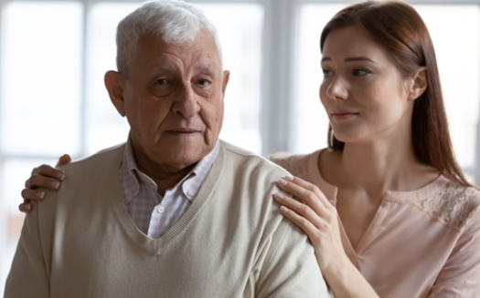 More than 50 million adults in the United States provide unpaid care to an adult family member or friend, according to AARP. (Adobe stock)