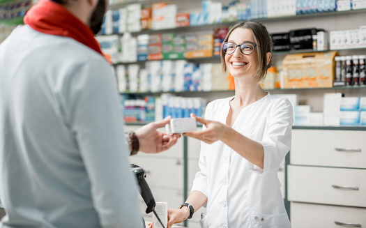 In 2019 there were more than 21,000 independent pharmacies operating across the country, down from 23,000 in 2011, according to the National Community Pharmacists Association. (Adobe Stock)<br /><br />