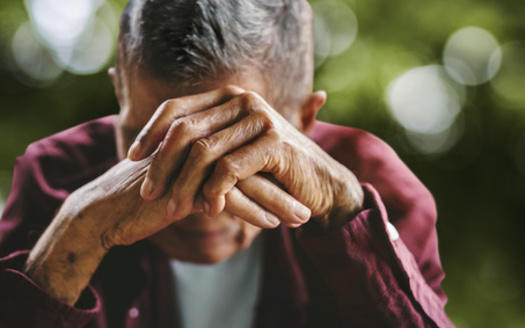 Frequent mental distress among adults 65 and older rose 11 percent between 2016 and 2019 according to the 2021 Senior Report. (mrmohock/Adobe Stock)