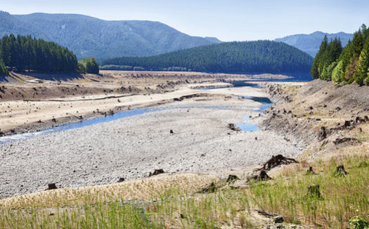 This year, the entire state of Oregon is considered to be either in a drought or abnormally dry. (earagen/Adobe Stock)