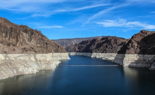 Extreme heat and drought due to climate change is making it more difficult for water utilities in the region to deliver to their customers. (Chandler/Adobe Stock) June 4 12:38 p.m. Corrects an earlier caption that incorrectly stated the effect of lower Lake Mead levels on water delivery.